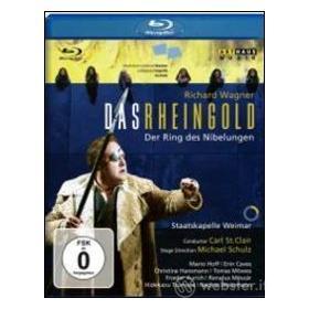 Richard Wagner. Das Rheingold. L'oro del Reno (Blu-ray)