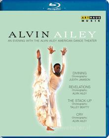An Evening with the Alvin Ailey American Dance Theatre (Blu-ray)