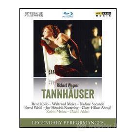 Richard Wagner. Tannhäuser (Blu-ray)