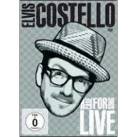 Elvis Costello. Live. A Case For Song