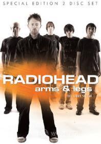 Radiohead. Arms & Legs: The Story So Far (2 Dvd)