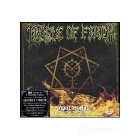 Cradle Of Filth. Babalon Ad (So Glad For The Madness)