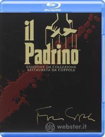 Il Padrino - Trilogia (4 Blu-Ray) (Blu-ray)