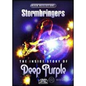 Deep Purple. Stormbringers. The Inside Story Of Deep Purple (2 Dvd)