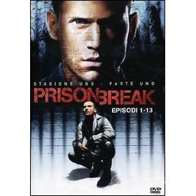 Prison Break. Stagione 1. Vol. 1 (4 Dvd)