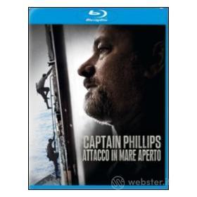 Captain Phillips. Attacco in mare aperto (Blu-ray)