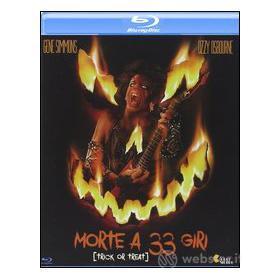 Morte a 33 giri (Blu-ray)