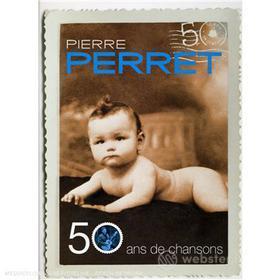 Pierre Perret - 50 Ans De Chansons (Dvd+2 Cd)
