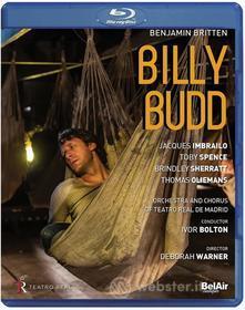 Benjamin Britten - Billy Budd (Blu-ray)