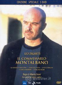 Il commissario Montalbano. Box 2 (5 Dvd)