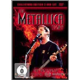 Metallica. The Metallica Story (2 Dvd)