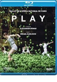 Mikael Karlsson - Play (Blu-ray)