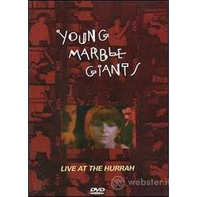 The Young Marble Giants. Live At The Hurrah. 1980
