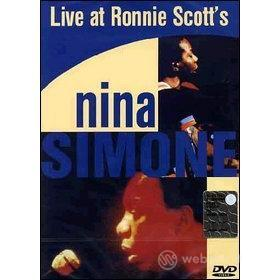 Nina Simone. Live At Ronnie Scott's