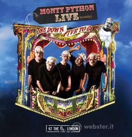 Monty Python - Live One Down Five To Go (Dvd+Blu-Ray+ 2 Cd) (4 Blu-ray)