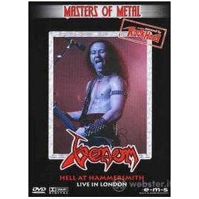 Venom. Hell At Hammersmith. Live