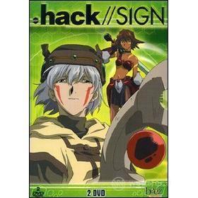 Hack//Sign. Box Set 1 (2 Dvd)