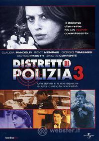 Distretto di polizia. Stagione 3 (6 Dvd)