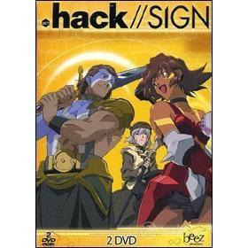 Hack//Sign. Box Set 2 (2 Dvd)