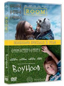 Room / Boyhood (2 Dvd)