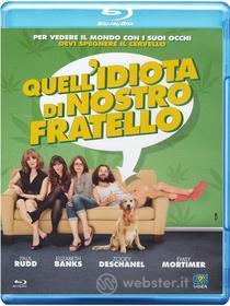 Quell'idiota di nostro fratello (Blu-ray)