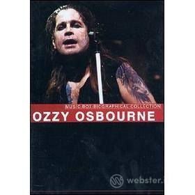 Ozzy Osbourne. Music Box Biographical Collection