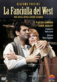 Giacomo Puccini. La Fanciulla del West