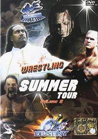 Wrestling #10 - Summer Tour #02