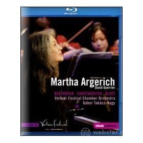Martha Argerich Live At Verbier Festival (Blu-ray)