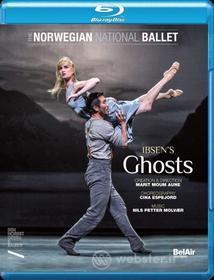 Isben'S Ghosts (Blu-ray)