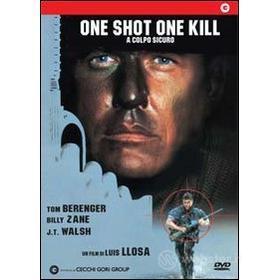 One Shot One Kill. A colpo sicuro