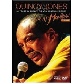 Quincy Jones & Friends. Live at Montreux 1996