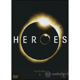 Heroes. Stagione 1 (7 Dvd)