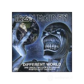 Iron Maiden. Different World