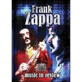 Frank Zappa. Music In Review
