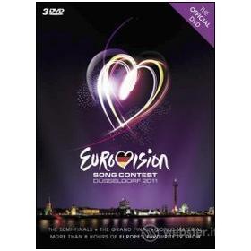 Eurovision Song Contest 2011 (3 Dvd)