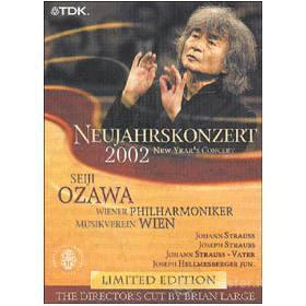 Neujahrskonzert 2002. New years concert