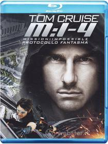 Mission Impossible - Protocollo Fantasma (Blu-ray)
