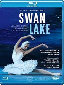 Dyadura,Mykola/Ukraine National Ballet - Swan Lake [Blu-Ray] (Blu-ray)