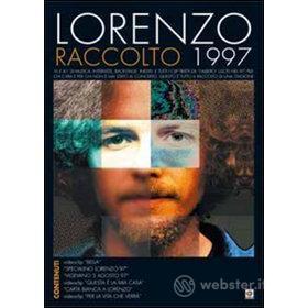 Jovanotti. Lorenzo. Raccolto 1997
