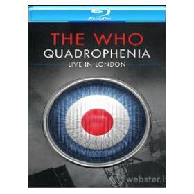 The Who. Quadrophenia. Live in London (Blu-ray)