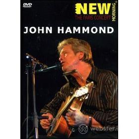John Hammond. The Paris Concert