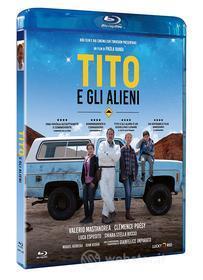 Tito E Gli Alieni (Blu-ray)