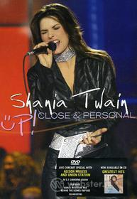 Shania Twain. Up! Close And Personal