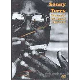 Sonny Terry. Whoopin' the Blues 1958 - 1974