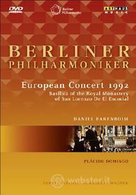 Berliner Philharmoniker . European Concert 1992