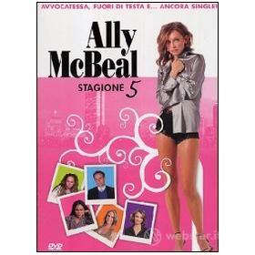 Ally McBeal. Stagione 5 (6 Dvd)