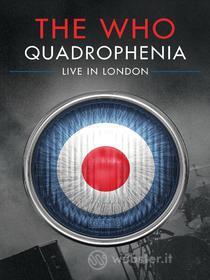 The Who. Quadrophenia. Live in London