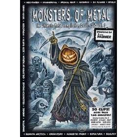 Monsters of Metal. Vol. 3(Confezione Speciale 2 dvd)