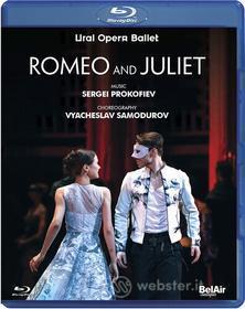 Prokofiev / Sapogova / Klinichev - Romeo & Juliet (Blu-ray)